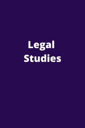 CBSE 11-12 Legal Studies