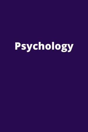 CBSE 11-12 Psychology