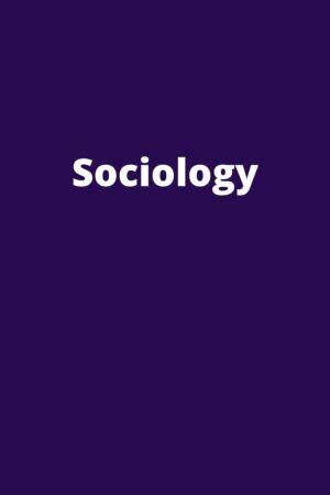 CBSE 11-12 Sociology