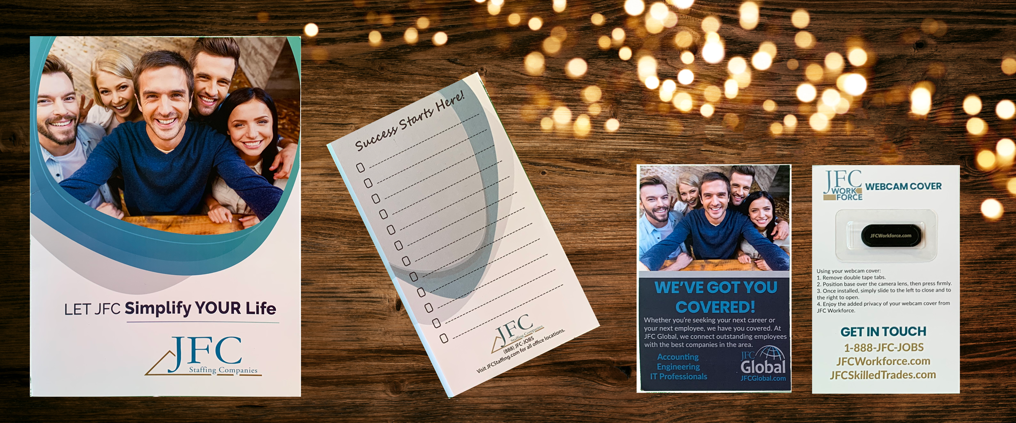 Full Print Collateral Design Package by Valor Creative Media