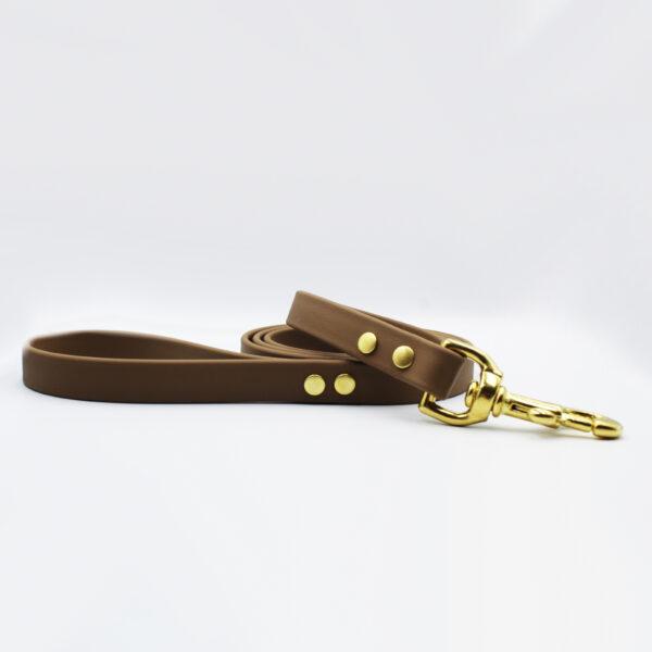 coyote brown dog leash
