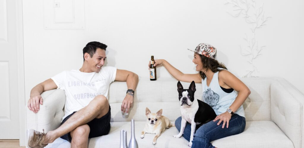 Advanced Dog Training NJ | Go Fetch Me a Beer!