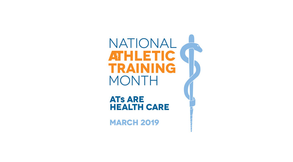 Athletic Training Month