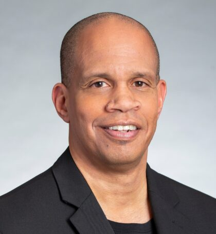 EXECUTIVE PORTRAIT -  Jay Francis, Vice President, Current Series and Diversity, Disney Television Animation. (Disney Channel/Troy Harvey)