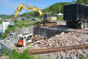 Mountain Parkway Expansion Progress Report: Week of May 9, 2016