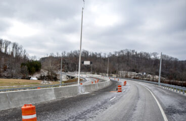Mountain Parkway Bridge Replacement Kicks off Road Construction on Restaurant Row