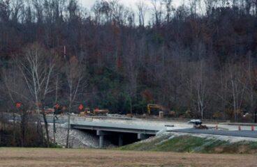 Mountain Parkway Bridge Opening Monday in Salyersville