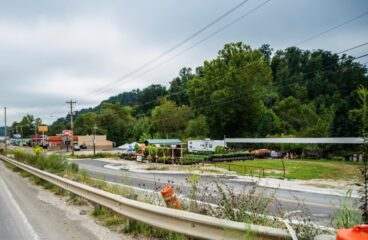 Final Section of Frontage Road to Open in Salyersville