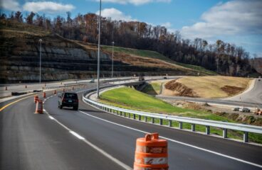 Mountain Parkway Project Giving Travelers, Workers a Thanksgiving Break