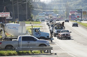 Mountain Parkway Expansion Awarded $24 Million Federal TIGER Grant to Speed Construction