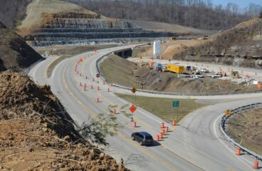 Mountain Parkway Expansion Progress Report: March 10