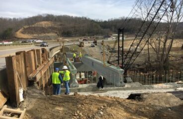 Mountain Parkway Expansion Progress Report: Week Beginning March 6, 2017