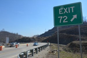Mountain Parkway Exit in Magoffin County to Close Temporarily