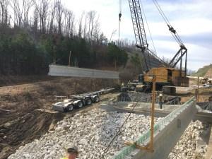 Construction Picks Up on Projects Near Salyersville
