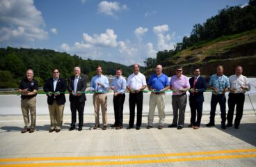 Gov. Beshear: Eastern Kentucky Open for Business as Mountain Parkway Expands Again