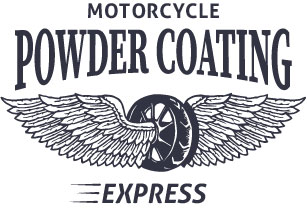 motorcycle powder coating logo