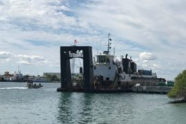 Canaveral Harbor Maintenance Dredging 39 Through 44-Foot Project – Cape Canaveral, FL