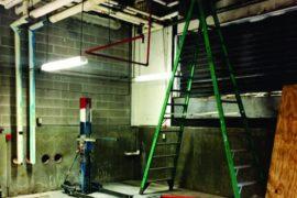 Branch Health Clinic Modernization, Bldg. 1028 – Naval Station Kings Bay, GA