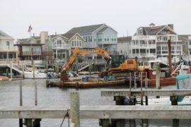 Beach Nourishment – Peck Beach, NJ