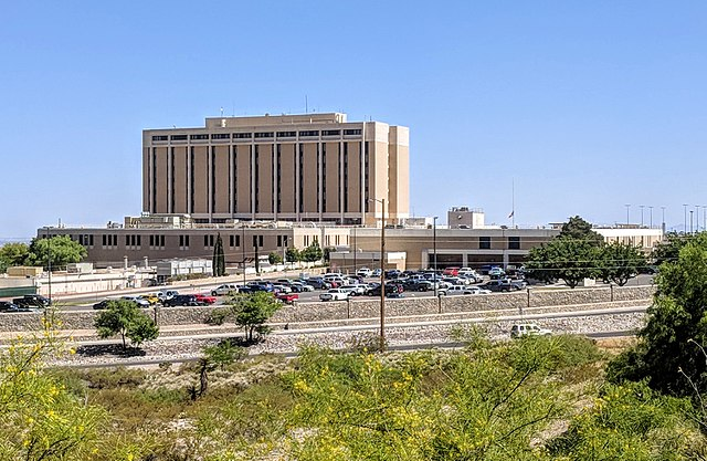 Central Chilled Water Plant El Paso TX