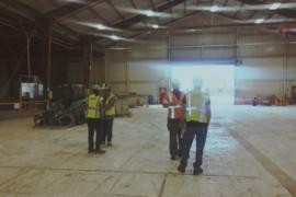 Base – Dock 5 – Beale AFB, CA