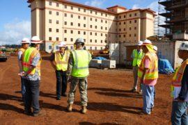 Repair Bldg. 155 Quad B Schofield Barracks - Oahu, HI