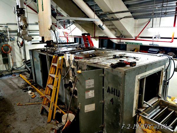 Renovate DIPC & Repair of Mechanical Systems - Anderson AFB, GU