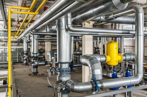 VAMC Boiler Plant Rebuild - Dublin GA