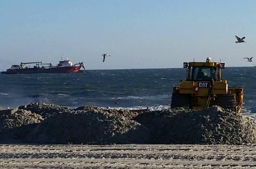 FIRE ISLAND INLET TO MORICHES INLET STABILIZATION PROJECT