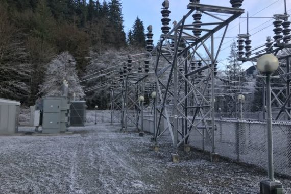 NAVAL RADIO STATION JIM CREEK, WA AREA 45 SUBSTATION REPLACEMENT AND SWITCHYARD UPGRADES
