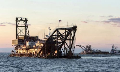 Jacksonville Harbor, Maintenance Dredging, 38 & 40-Foot Projects – Jacksonville, FL