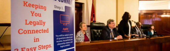 901 Legal Connect offers free and low-cost legal services in the Mid-South