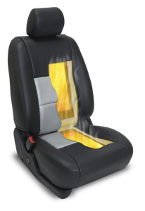 Degreeve Auto Upholstery - Heated Seats