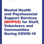 Mental health and psychosocial support services