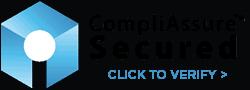 B&B Electric CompliAssure Secure Logo