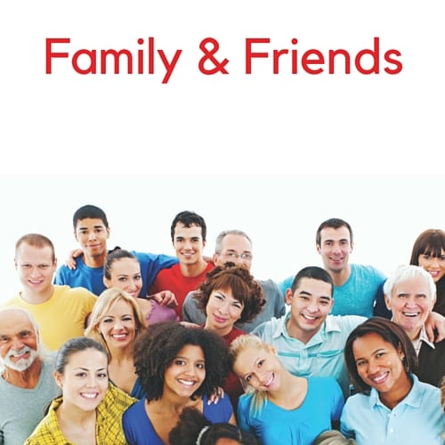 Friends & Family(4)