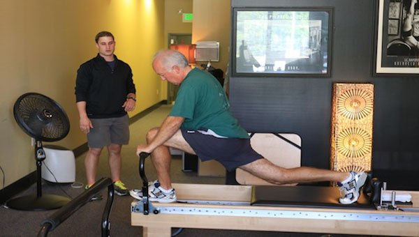 Reformer studio gives mobility and hope