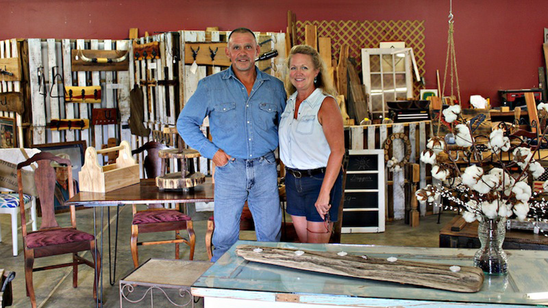 Custom Iron and Wood takes pride in its one-of-a-kind products