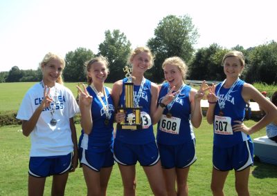 HS Cross Country 2012
