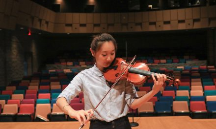 Indian Springs student Honney Kim on her passion for the violin