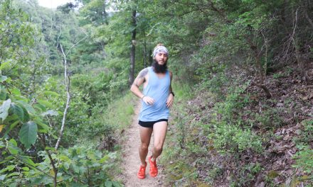 Why athlete Zach Andrews seeks adventure in trail running