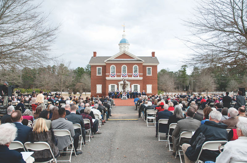 Alabama Governor Kay Ivey to salute veterans at The American Village