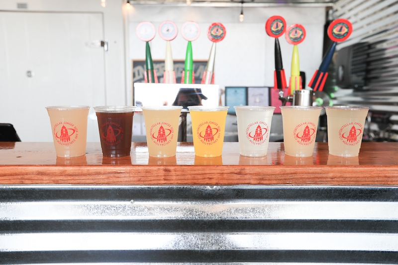 Interstellar Brewery is producing unique and buzzworthy ginger beers in Alabaster