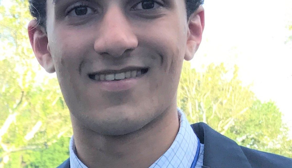 Nathan Ruppert of John Carroll Catholic High School selected to attend Alabama Governor's School