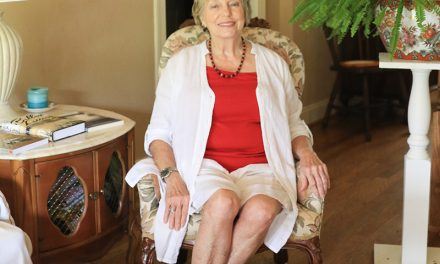 """Author Loretta Cobb discusses her latest novel """"How Can I Keep From Singing?"""""""