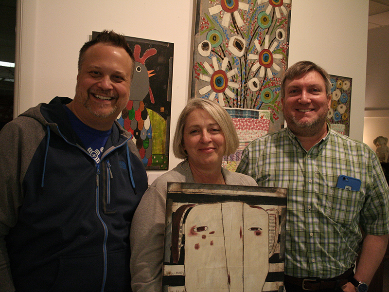 Fine Folk Art at the Shelby County Arts Council