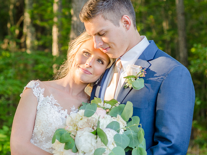 Mallie Stone & Joe Vincent: A Shelby County Wedding