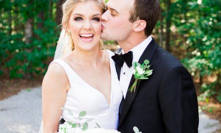 Madison Barker & Clinton Freeman: A Pelham Wedding