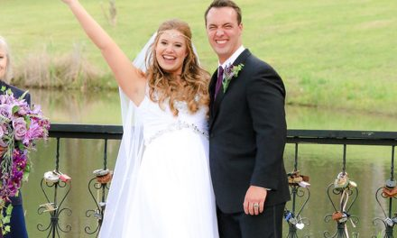 Jessa Pease & Joe Garrett: A Shelby County Wedding