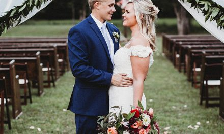 Emily Miles & Stephen Chestnut: A Columbiana Wedding